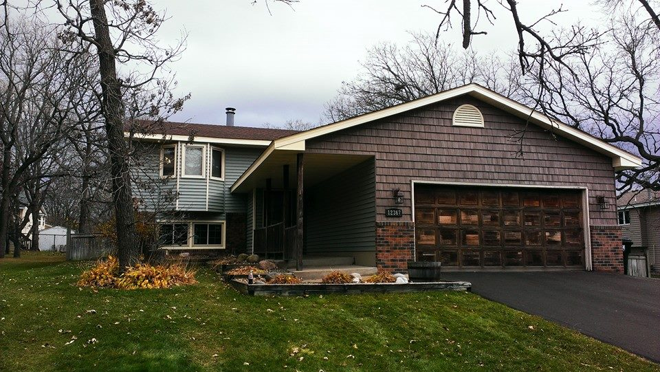 siding installation lino lakes mn and coon rapids mn