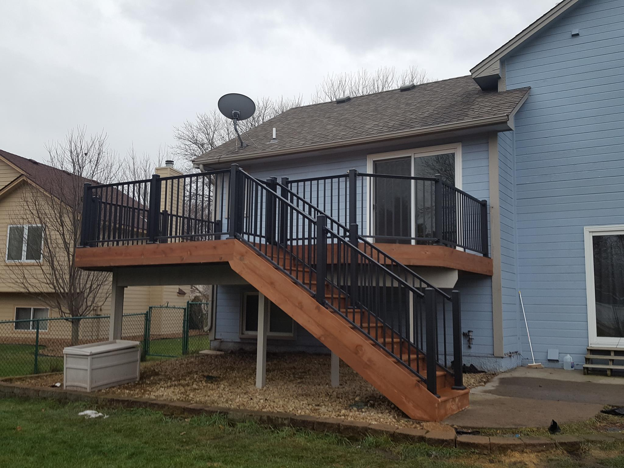 deck builder coon rapids mn